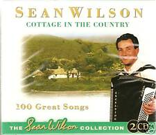 SEAN WILSON COTTAGE IN THE COUNTRY 2 CD BOX SET