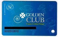 Peru Slot Card Casino Golden Palace Club Blue Soles