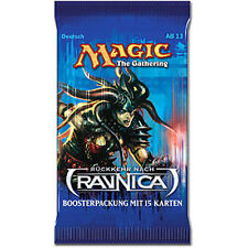GERMAN Magic MTG Return to Ravnica RTR Factory Sealed Booster Pack the Gathering