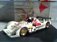 Trofeu Joest Porsche 'Hagenuk' 1er ISRS Donington 1997 Johansson/ Martini 1/43rd