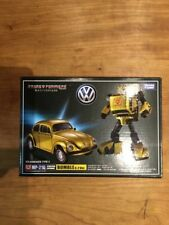 TakaraTomy Transformers Masterpiece Mp-21G Bumble Bee G2  Real in USA Takara