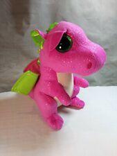 """Th Beanie Boos Darla Dragon Plush 9"""""""