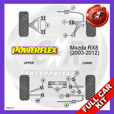 Mazda RX-8 (2003-2012)  Powerflex Complete Bush Kit