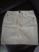 jupe beige, taille 36, neuve,cache cache