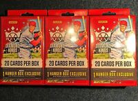 LOT OF 3 2020 Diamond Kings Hanger Box Exclusive Red Frame Parallel new sealed
