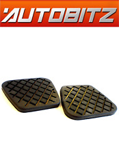 FITS MG ZS, SALOON, ESTATE - BRAKE & CLUTCH PEDAL RUBBER KIT X1 NEW | 50+ SOLD
