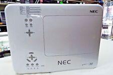 NEC NP4001 DLP HD Widescreen Projector 4500 LUMENS mount Remote xtra bulb