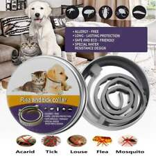 Hot Safe Pests Control Collar Anti Insect Flea Tick For 8 Month Pet Dog Cat*1