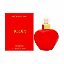 All About Eve by Joop for Women 6.7 oz Perfumed Shower Gel Brand New