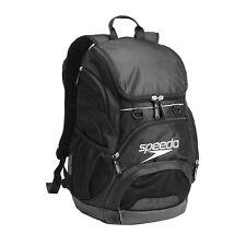 NEW Speedo T-Kit Teamster Backpack 35l – Black