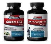 weight loss protein powder - GREEN TEA – ANTI-PARASITE COMBO 2B - black walnut c