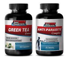 immune perfect - GREEN TEA – ANTI-PARASITE COMBO 2B - black walnut hull