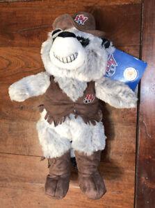 "Build A Bear HV Hudson Valley Renegades Rascal Raccoon 12"" Plush Stuffed"