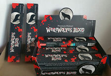 Werewolf Blood Incense Sticks 15g  Wicca Gothic  Free Shipping