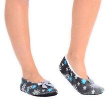 Geblümte Damen-Pantoffeln-Rutschfeste