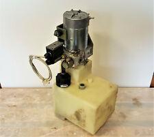 Steinbock-Boss WP 12 Hydraulikpumpe Hydraulikmotor Ameise Letrika AMJ5718 (20)