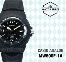 Casio Standard Analog Watch MW600F-1A