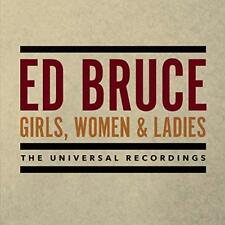 Ed Bruce - Girls, Women And Ladies - Best Of (NEW 3CD)