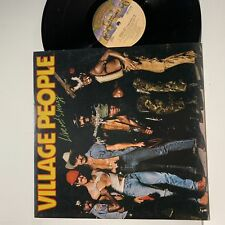 Village People- Live And Sleazy- Casablanca 2 7183 72- Vg+/Vg+