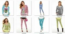 NWT Auth. Women's Juicy Couture Space Dyed Debut Hoodie Jacket or Pants Choose