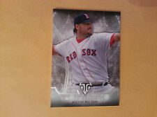 2015 Triple Threads Roger Clemens #91 , Red Sox
