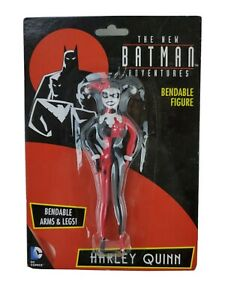 Harley Quinn Bendable Figurine