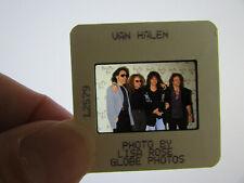 More details for original press photo slide negative - van halen - 1990's - d