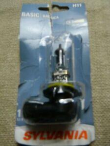 Sylvania H11 BASIC Light Bulb Replacement FREE SHIPPING