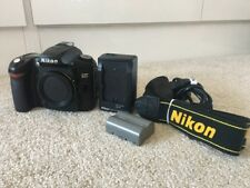 Nikon D80 10MP Digital SLR Body - Low Low S/C (4206) Only 8% Of It's Life Used