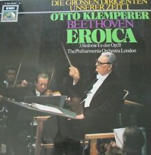 PHILHARMONIA ORCHESTRA LONDON - OTTO KLEMPERER - BEETHOVEN  - LP