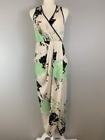Shona Joy Size 10 Summer Maxi Dress Made in Australia