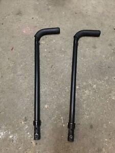 Quickie Wheelchair Push Handles