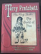 THE WORLD OF POO Terry Pratchett Discworld collectors red 2012 1st edition HB