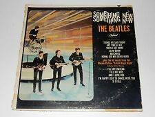 "The Beatles ""Something New"" 12"" Capitol Records Vinyl LP"