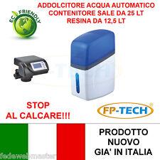 Fp-tech Fp-soft-1 Addolcitore automatico per acqua Bianco 25 L