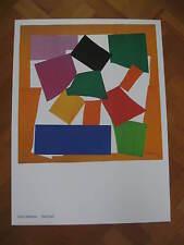 Henri MATISSE: il snale (poster di grandi dimensioni)