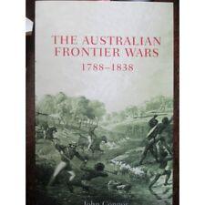 Australian Frontier Wars Aboriginal 1788-1838 Connor New Book