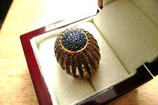 Handmade Not Enhanced Sapphire Fine Jewellery