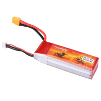 11.1V 25C 2200mAh  3S 1P Lipo Battery Pack XT60 Plug For Helicopter Plane