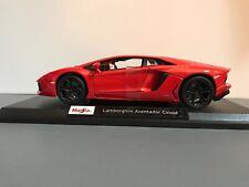 Maisto Lamborghini Aventador Coupe 2020 New Release Special Edition  #31702