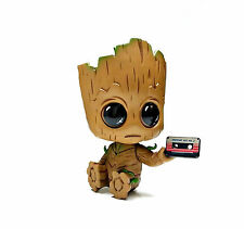 Hot Toys Guardians of the Galaxy Vol 2 Groot Cosbaby Bobble head Cute Kids Gift