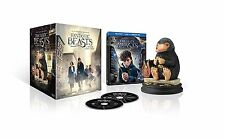 Fantastic Beasts and Where To Find Them 3D - Blu-Ray With Niffler Statue.