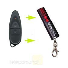 Telecomando Sommer radiocomando originale 4025 > 4026 TX03-868-4 868 Mhz 2 tast