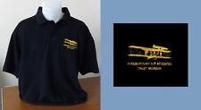 Farnborough Air Sciences Trust (FAST) Polo Shirt - sizes XS-5XL available