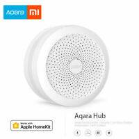 Xiaomi Aqara Hub Gateway Smart Home Work For Iphone Homekit Siri Voice Control