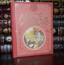 Alice in Wonderland  Carroll Illustrated Mabel Attwell New Hardcover 2 Day Ship