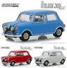1:43 The Italian Job (1969) -- 1967 Austin Mini Cooper S 1275 Mk1 (3 Colours Ava
