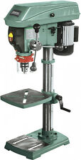 "12"" Bench Top Commercial Variable Speed Drill Press, Sturdy Heavy Duty Cast Iron"