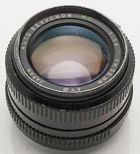 Auto Revuenon Lens MC 50mm 1:1.4 50 mm 1.4 - Pentax PK