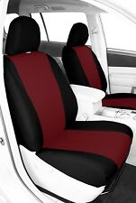 Seat Cover Front Custom Tailored Seat Covers fits 12-16 Toyota Prius V